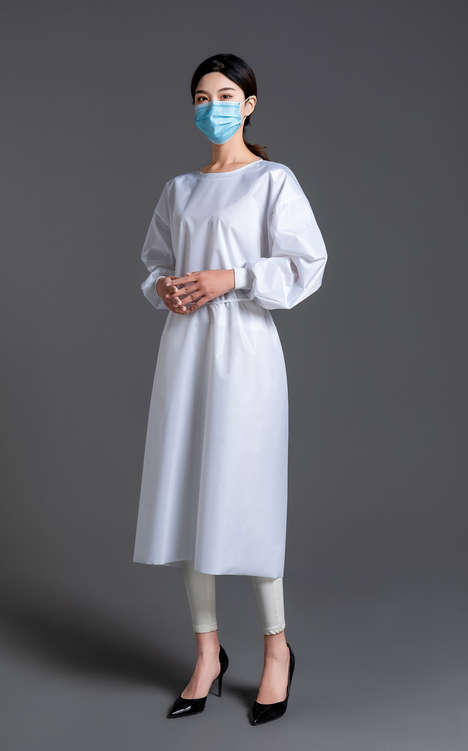 Waterproof Isolation Gowns