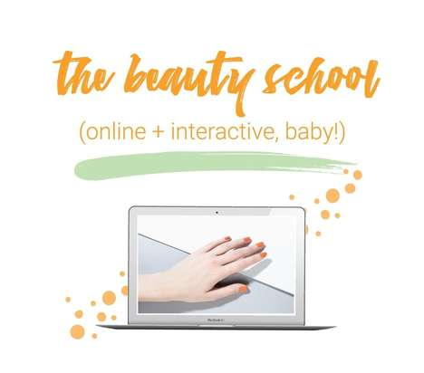 Virtual Beauty Schools