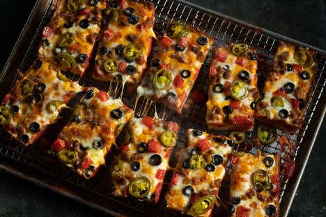 Specialty Mexican Pizzas