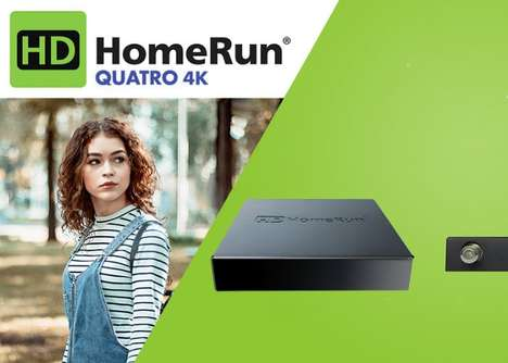 4K Over-the-Air TV Systems
