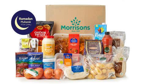 Ramadan Meal Boxes