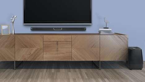 Smart Home Entertainment Speakers
