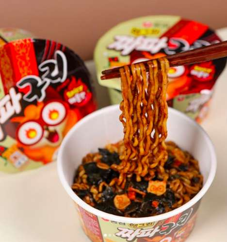 Movie-Inspired Korean Noodle Dishes