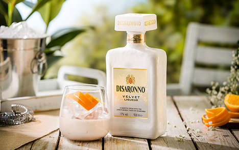 Creamy Ready-to-Drink Liqueurs