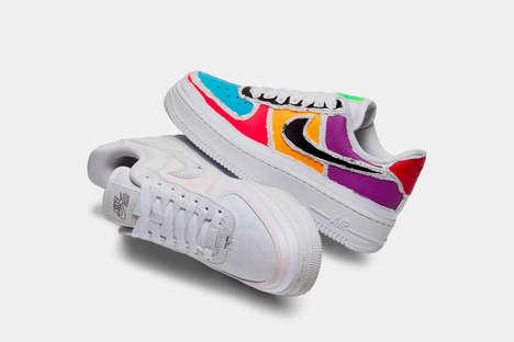 Customizable Tearaway Sneakers