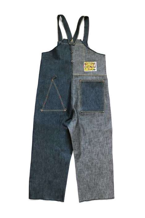 Intricately Cut Spring Overalls