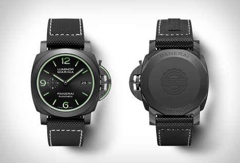 Elegant Celebratory Diver Timepieces