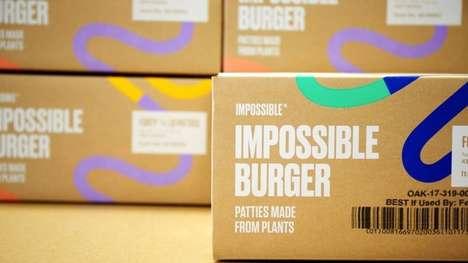 Five-Pound Burger Boxes