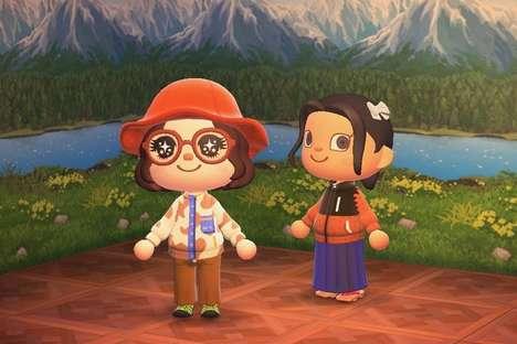 Video Game Fashion Pop-Ups