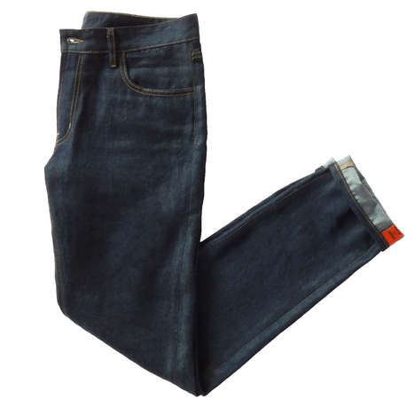 Comfortable Upcycled Jeans