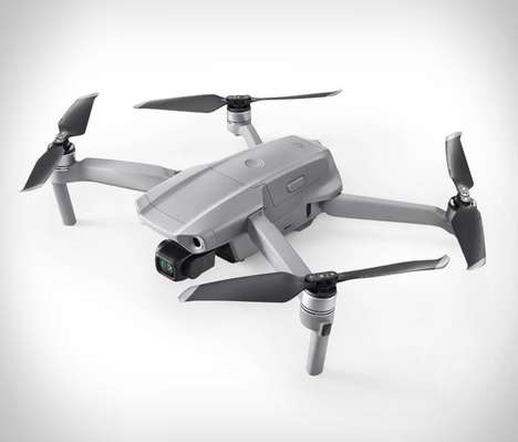 Next-Generation Adventurer Drones