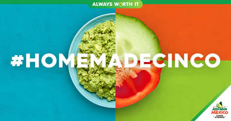 Gamified Guacamole Experiences