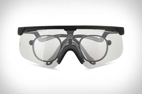 Protective Athletic Eyewear Accessories