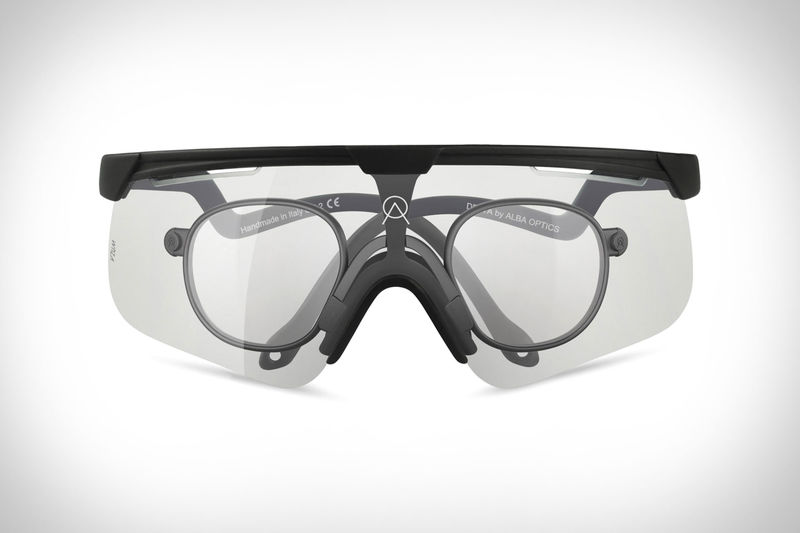 Glasses Game Changing for Athletes