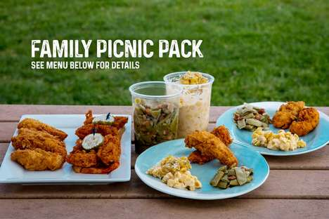 Family-Friendly Picnic Bundles