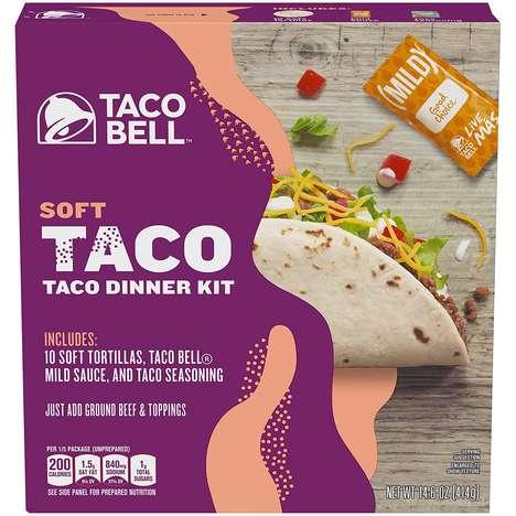Fast Food Taco Kits