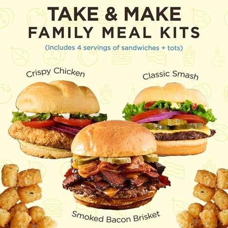 At-Home Burger Kits