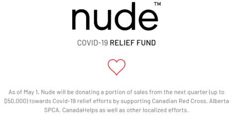 Beverage-Branded Relief Funds