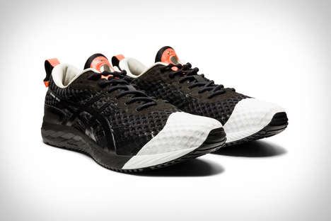 Dual-Density Midsole Sneakers
