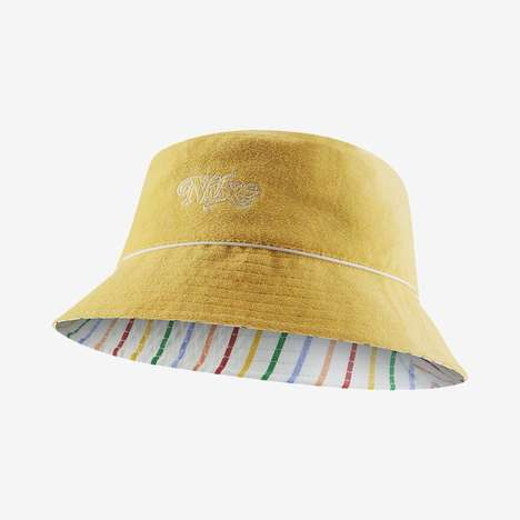 French Terry Bucket Hats