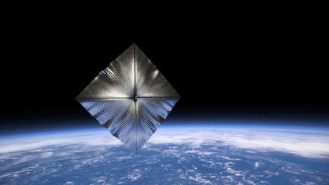 Solar Sail Space Tests