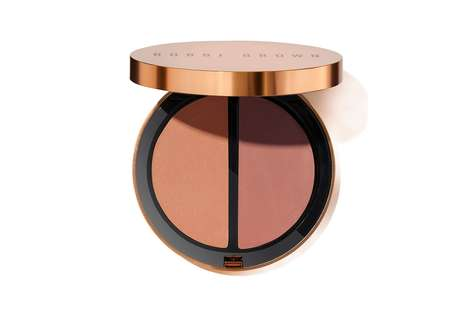 Glowing Expansive Makeup Collections