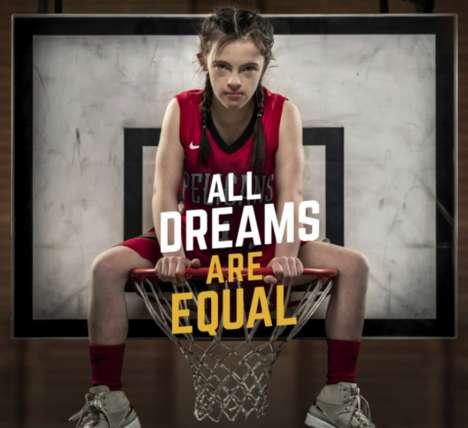 Inclusive Child Sports Campaigns