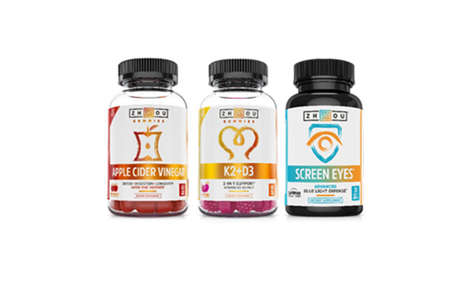 Modern Lifestyle Gummy Supplements