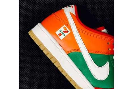 Convenient Store Sneaker Collaborations