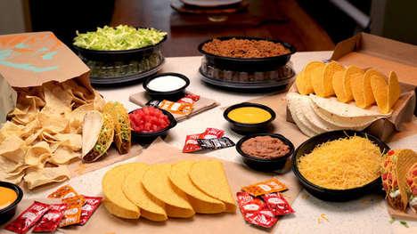 At-Home Taco Bars