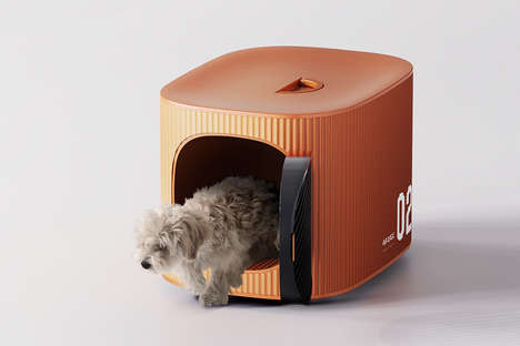 Anxiety-Alleviating Pet Carriers