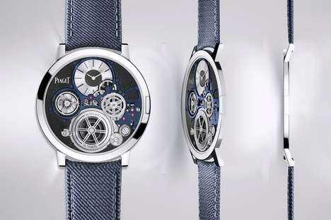 Ultra-Thin Mechanical Timepieces