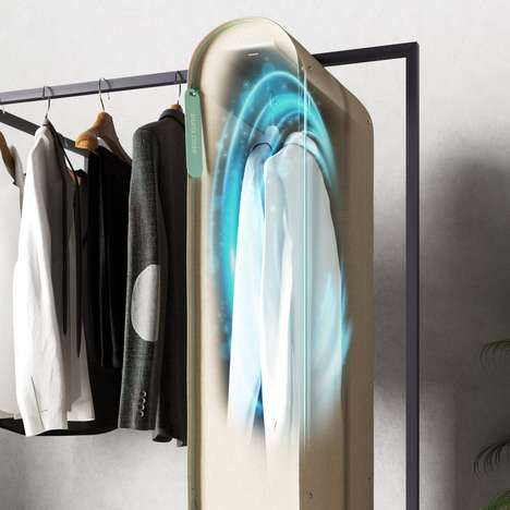 Portable Purifying Wardrobes