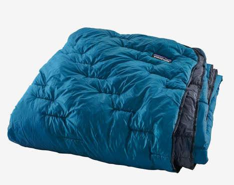 Featherlight Waterproof Puffer Blankets