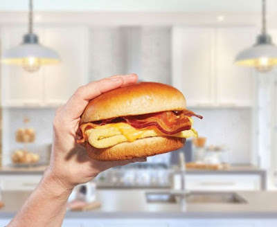 Traditional American Breakfast Sandwiches