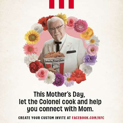Virtual Mother's Day Experiences