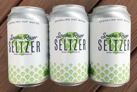 Non-Alcoholic Hop Water