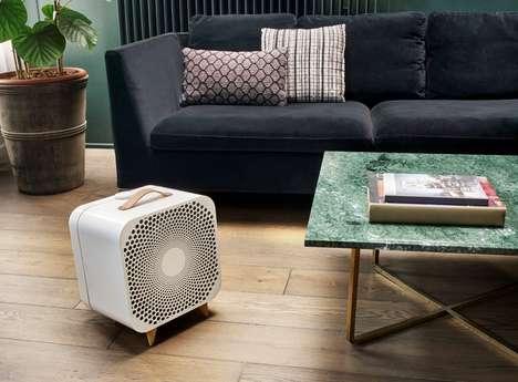 Air-Filtering Fans