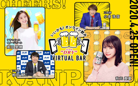 Virtual Bar Experiences