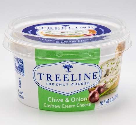 Creamy Cashew Spreads