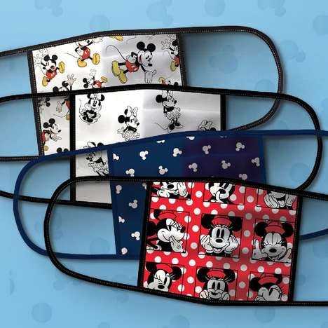 Charitable Disney Face Masks
