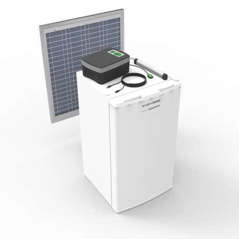 Pay-as-You-Go Solar Fridges
