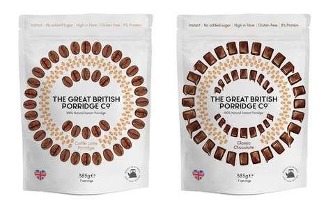 Homey Comfort Porridge Flavors