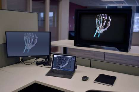 Experiential 3D Holograph Displays