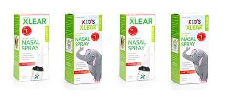 Bacteria-Clearing Nasal Sprays