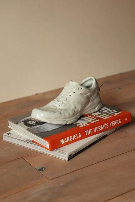 Sneaker-Shaped Incense Chambers