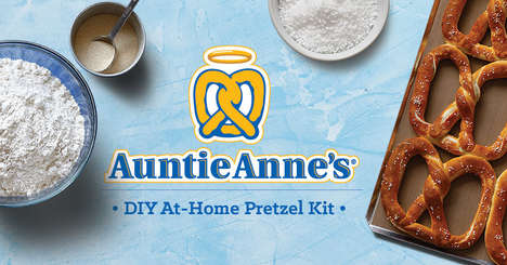 DIY Pretzel Kits