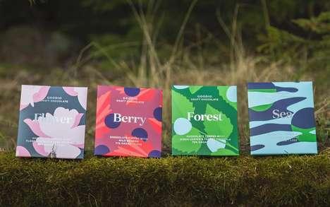 Nordic-Themed Chocolates