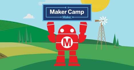 Weekly Kids Virtual Camps