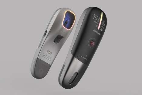 Virus-Detecting Thermometers